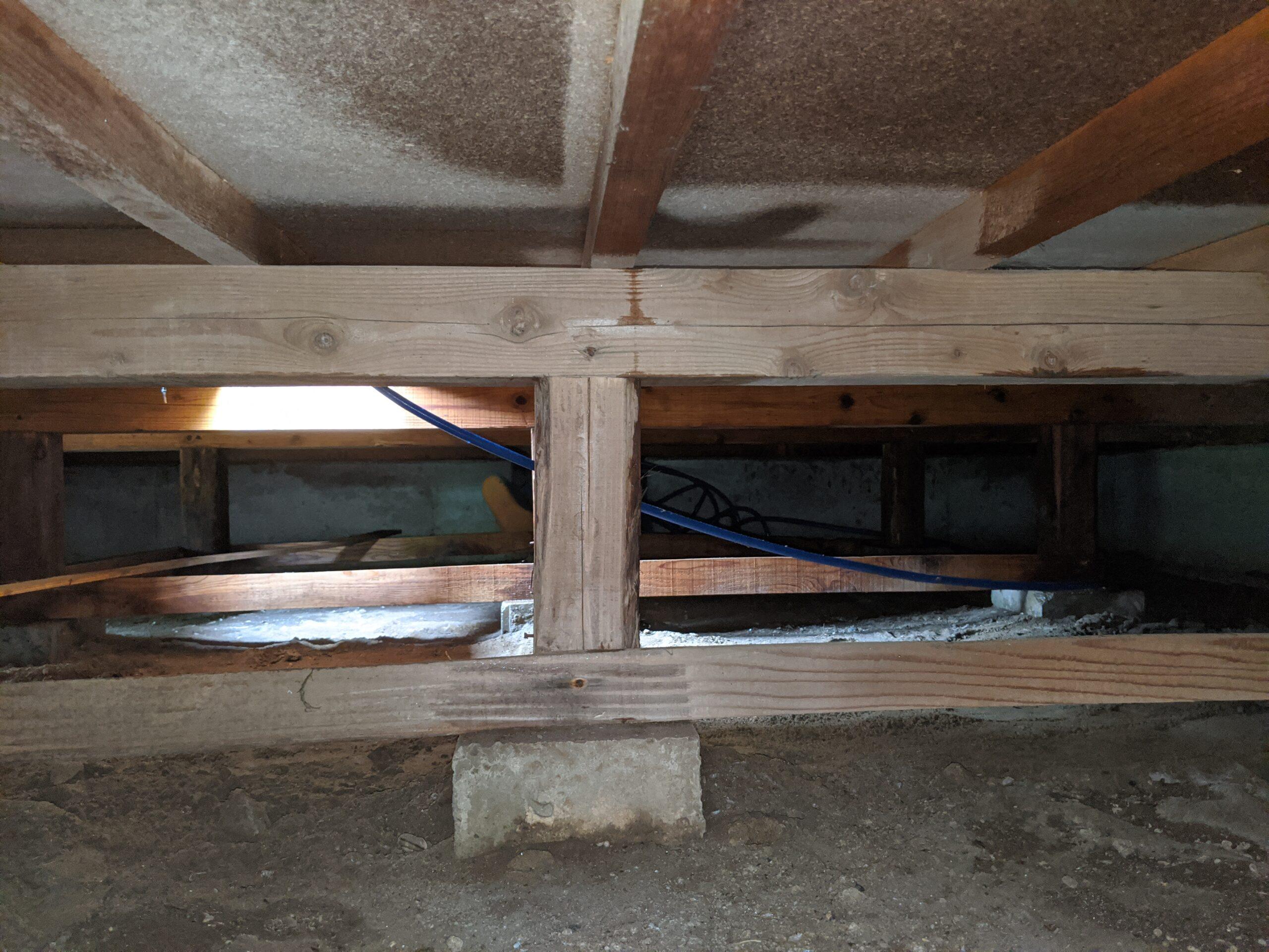 湿気対策・床下調湿材