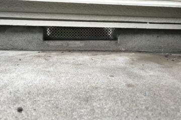 東京都江戸川区のアパートのネズミ駆除