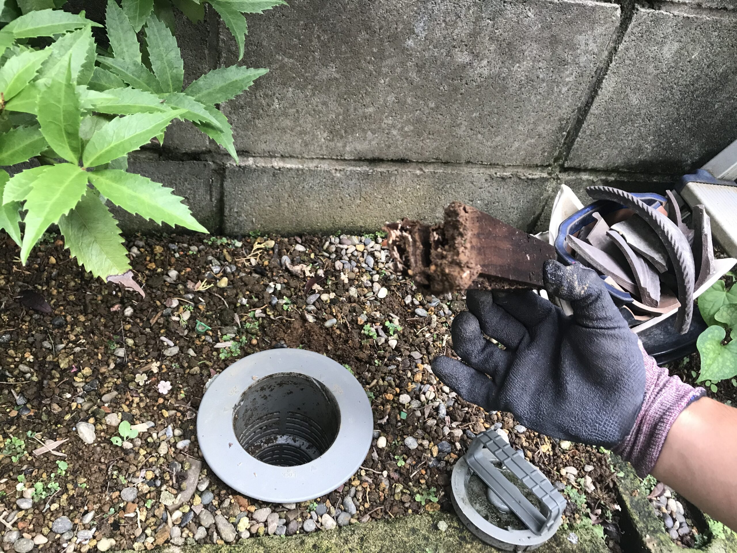 千葉県八千代市のO様のシロアリ駆除と点検:施工後