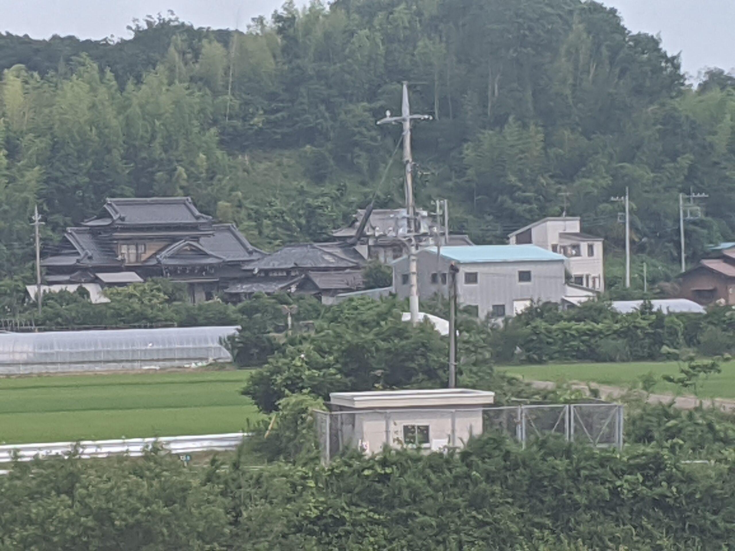 千葉県成田市のT様のハクビシン駆除:施工前