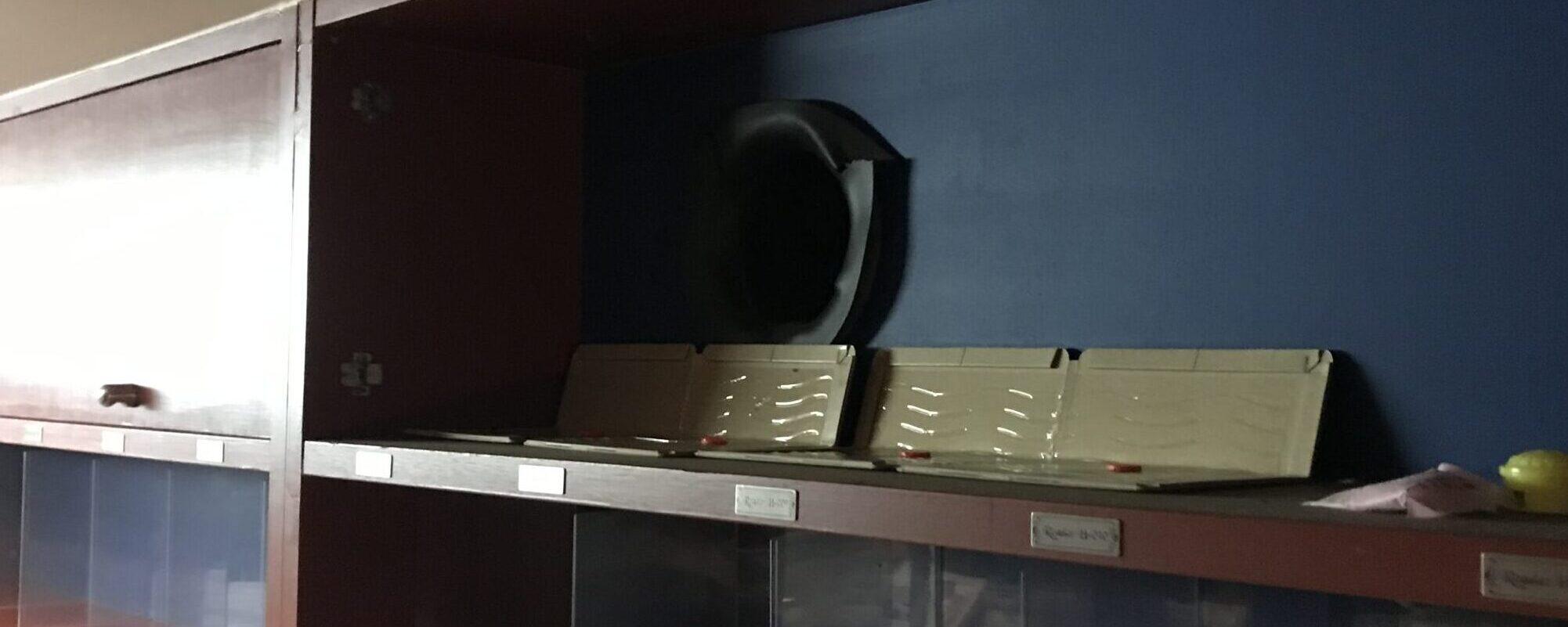 千葉県松戸市のR様のネズミ駆除:施工後