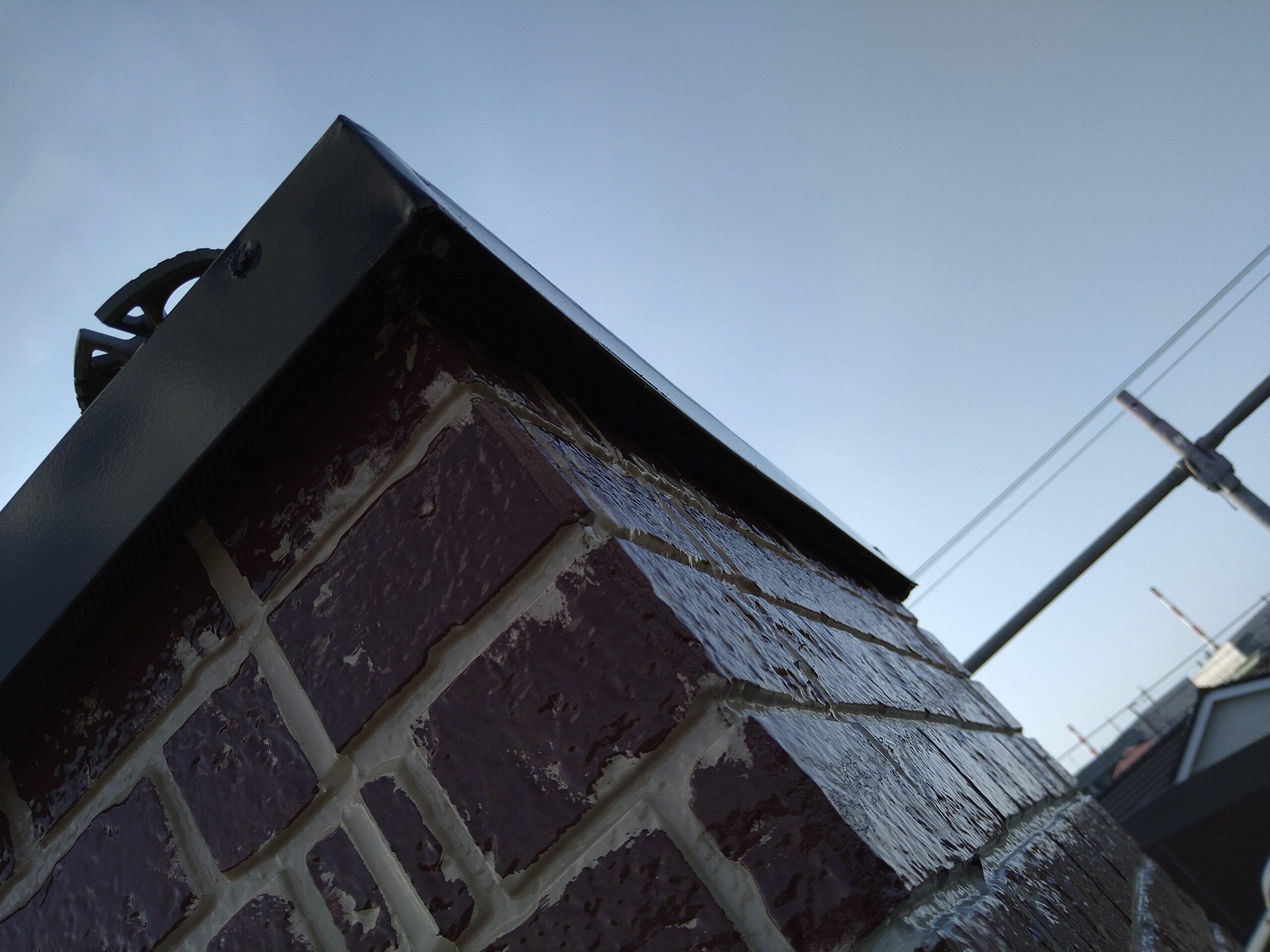 千葉県市原市のコウモリ駆除:施工前