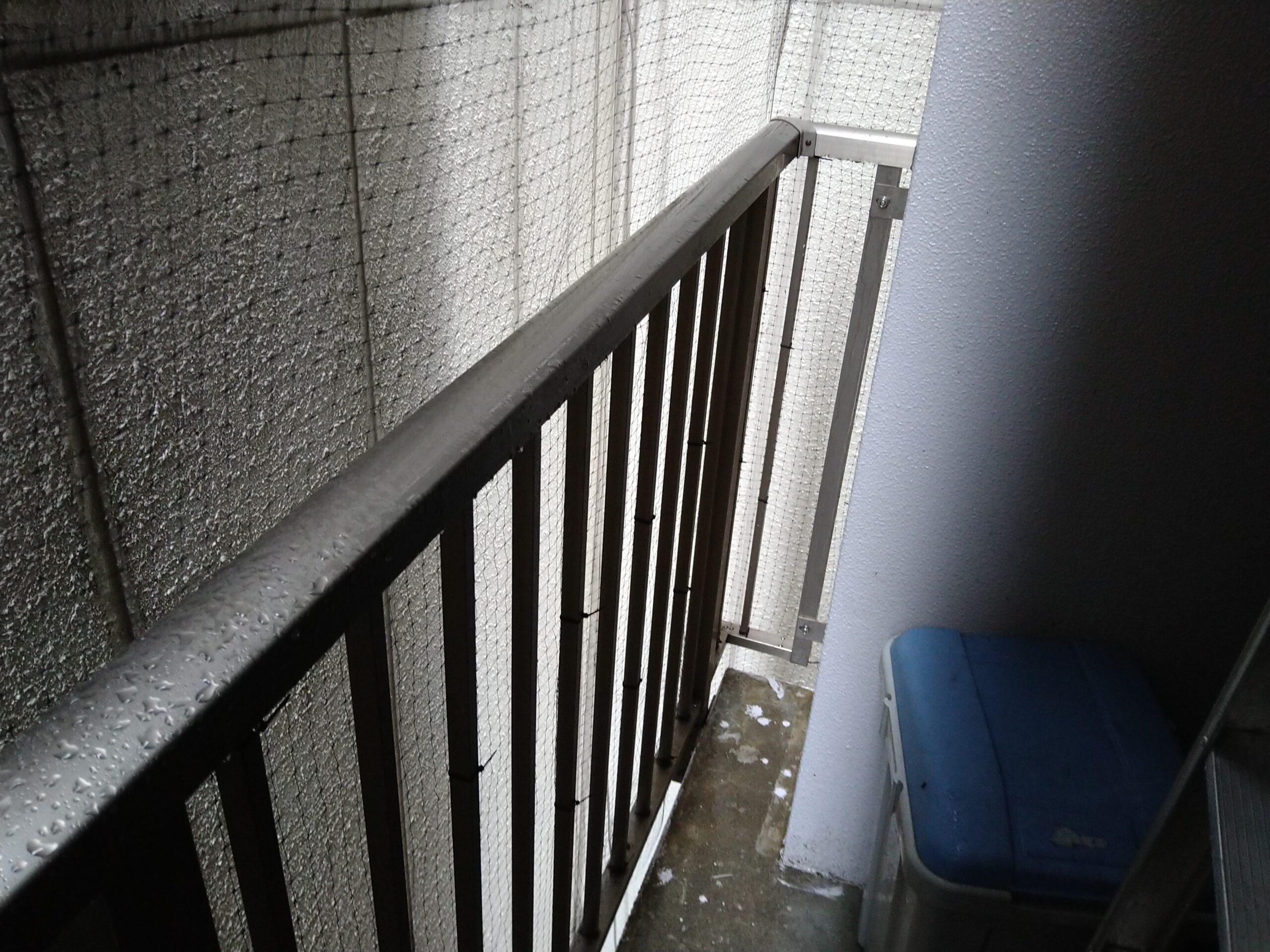 千葉県船橋市のA様のハト駆除:施工後