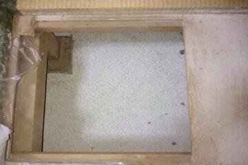 千葉県印西市のS様の防除・調湿材敷詰作業